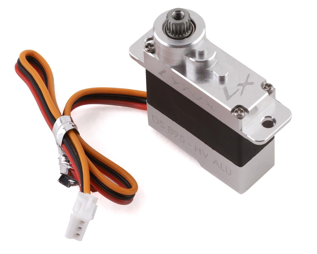 Image 1 for Lynx Heli DS-895-HV Aluminum Case Servo (1)