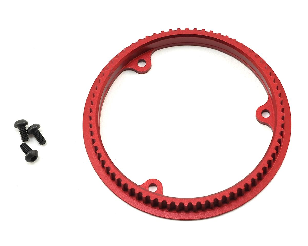 Lynx Heli Fireball Main Belt Pulley (Red)