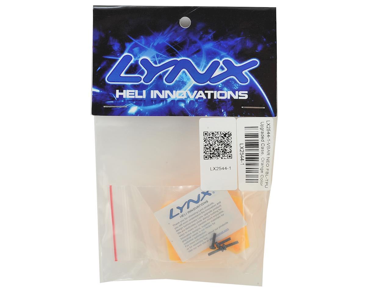 Lynx Heli Vbar NEO TPU Case (Orange)
