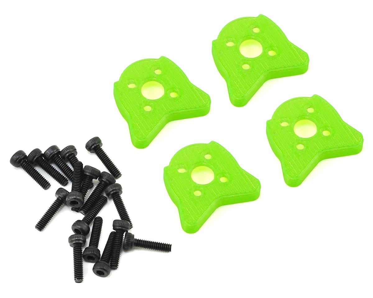 Lynx Frame Motor Dampener Spare (Green) by Heli (Blade Torrent 110)