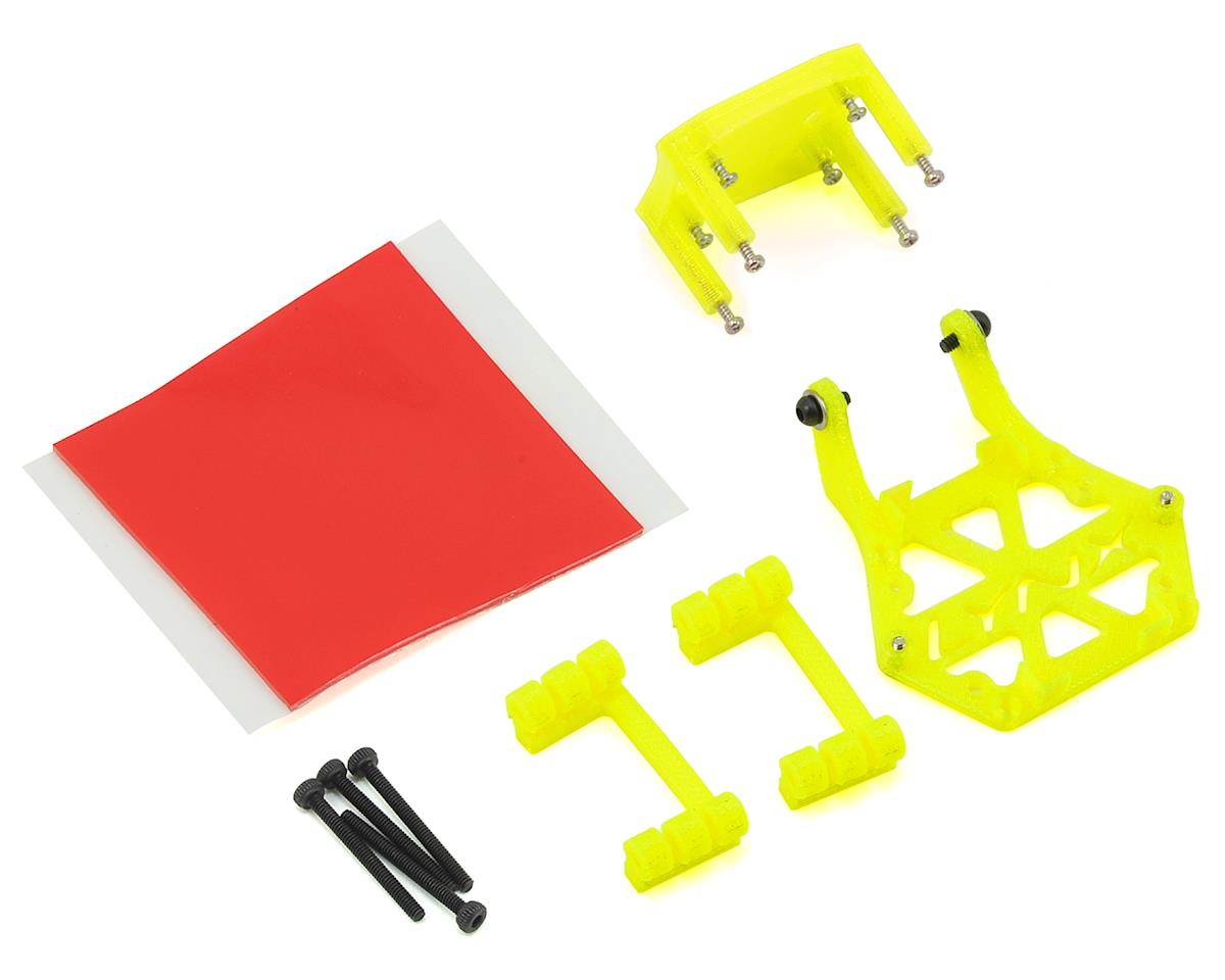 Lynx Heli Flight Controller & Micro Swift Soft Mount (Yellow)