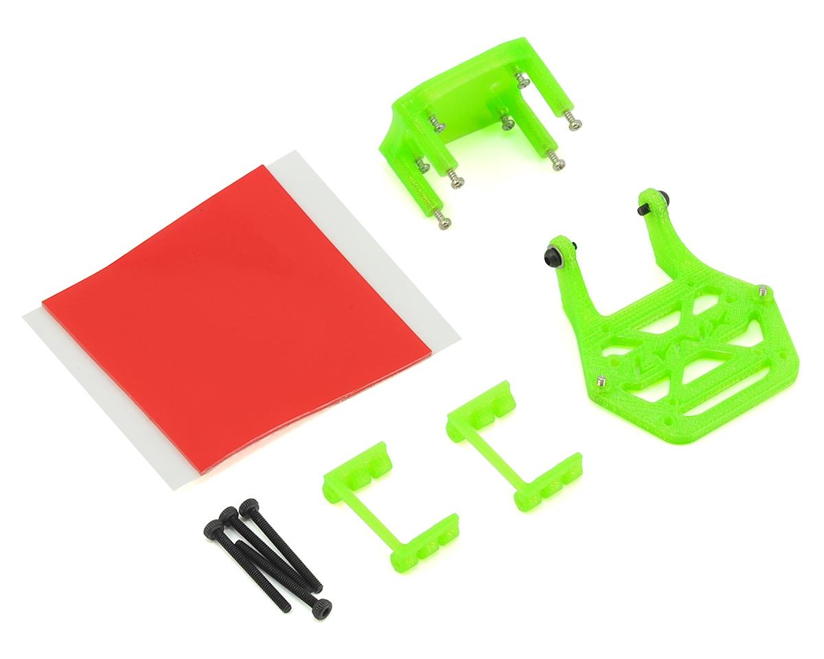 Soft Mount Support Set 20x20 FC & Micro Swift Camera (Green) by Lynx Heli (Blade Torrent 110)