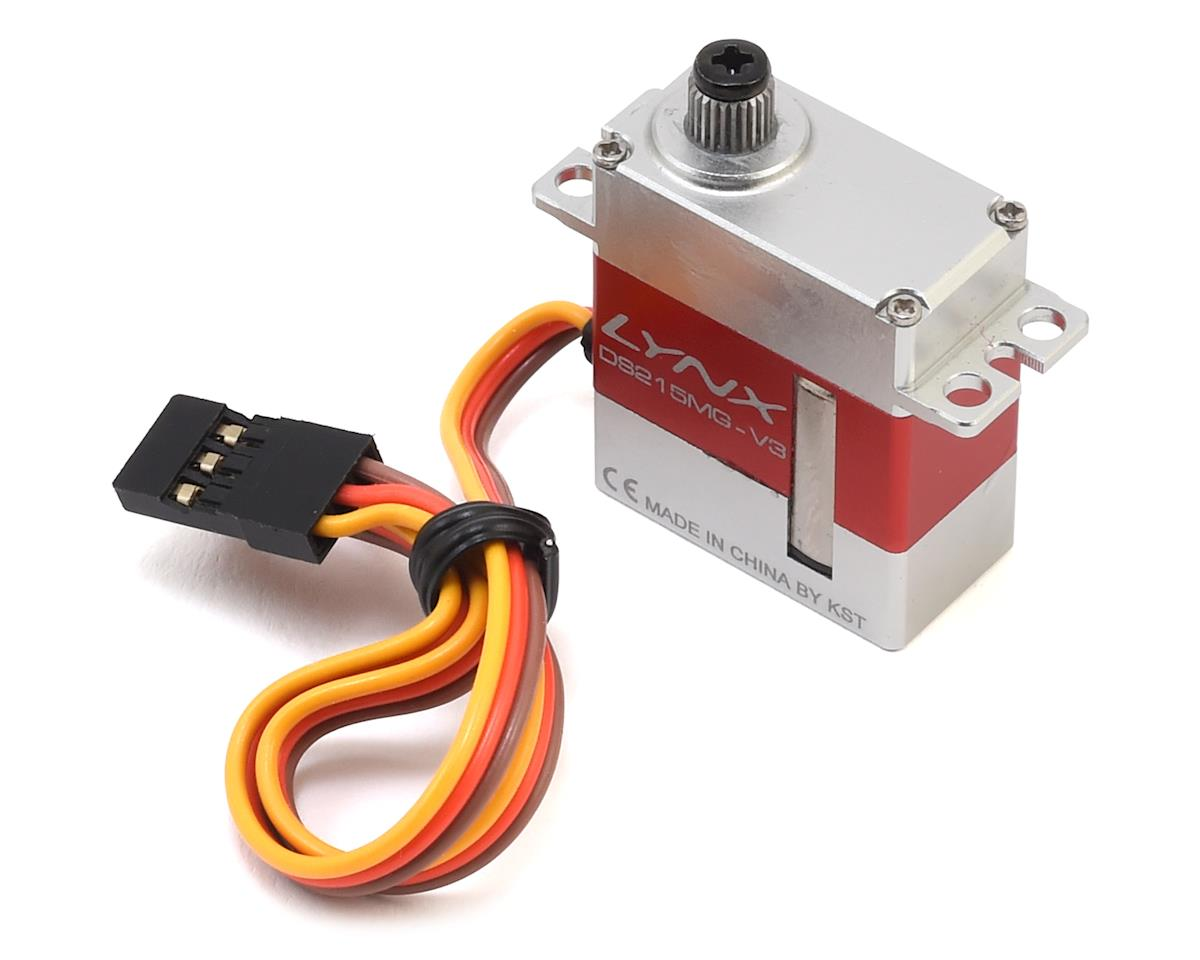 Lynx Heli KST DS215MG V3 Micro Digital Metal Gear Servo