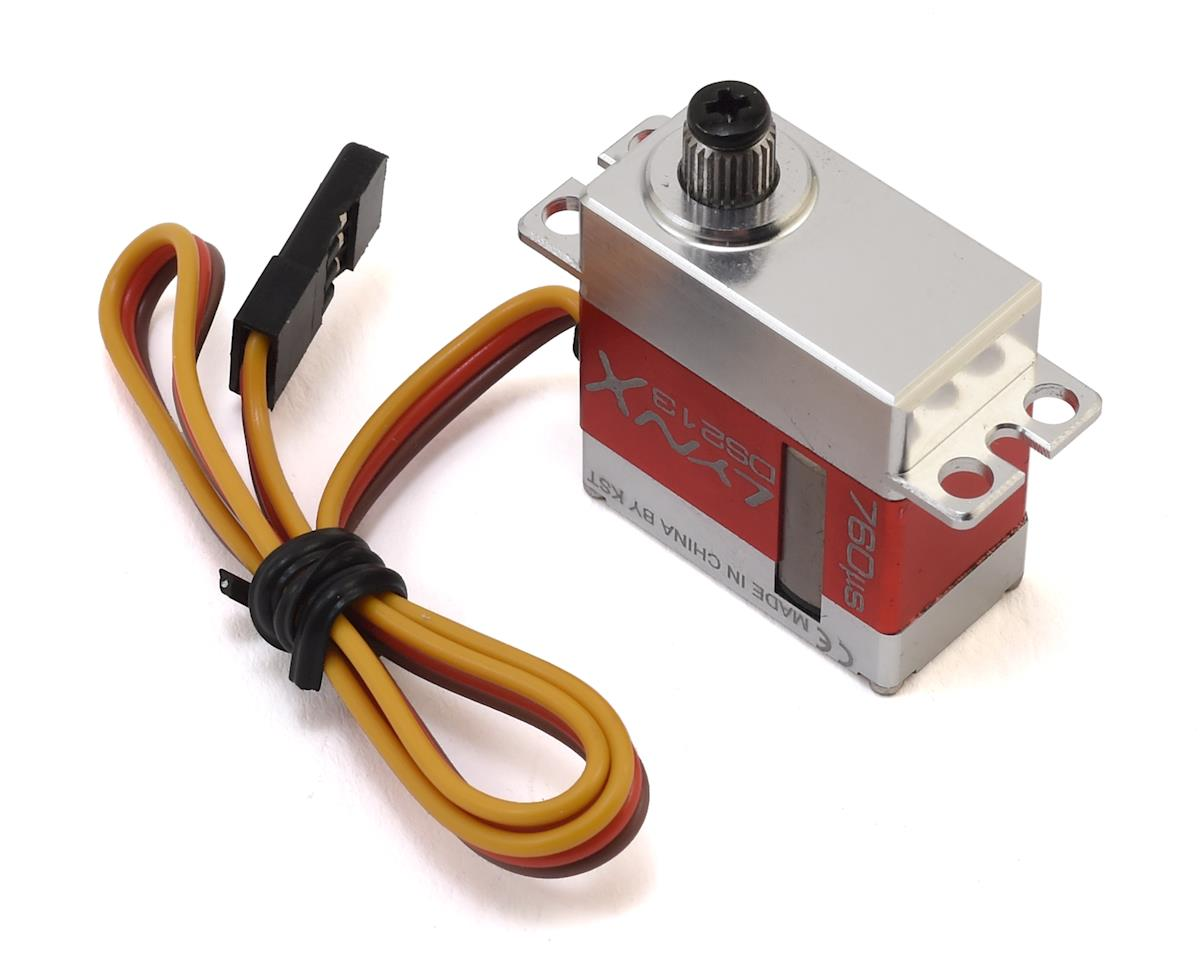 KST DS213X V3 Micro Digital Metal Gear Tail Servo by Lynx Heli (Oxy OXY 3)