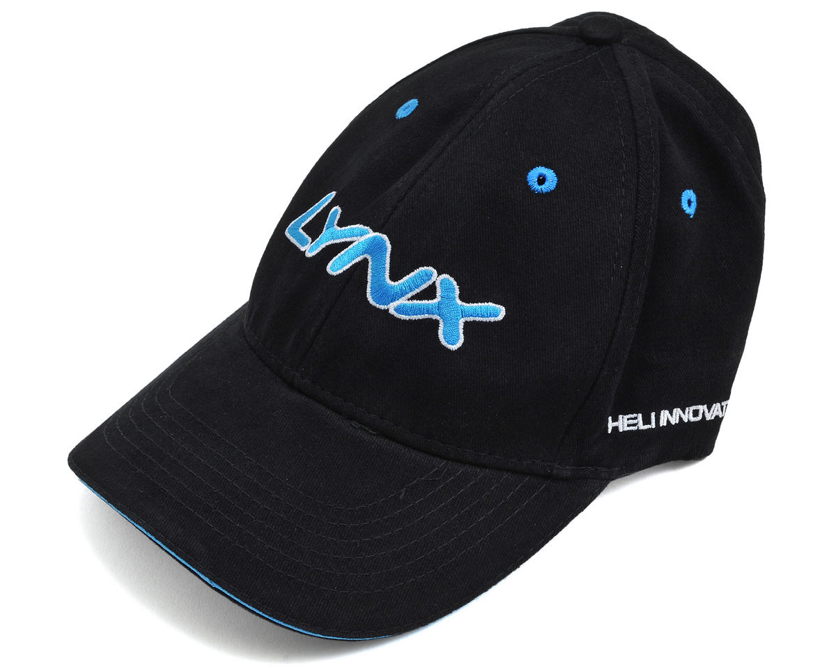 Lynx Heli Cap (Black)