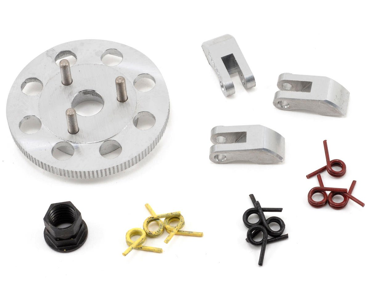 Traxxas 40mm 3 Shoe Clutch System by M2C Racing