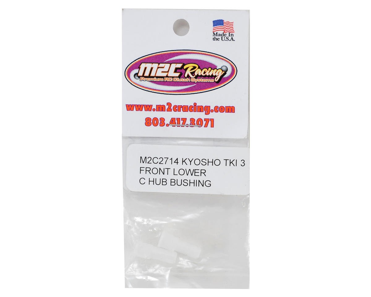 M2C Racing Kyosho Inferno MP9 TKI3 Front Hub Carrier Bushing