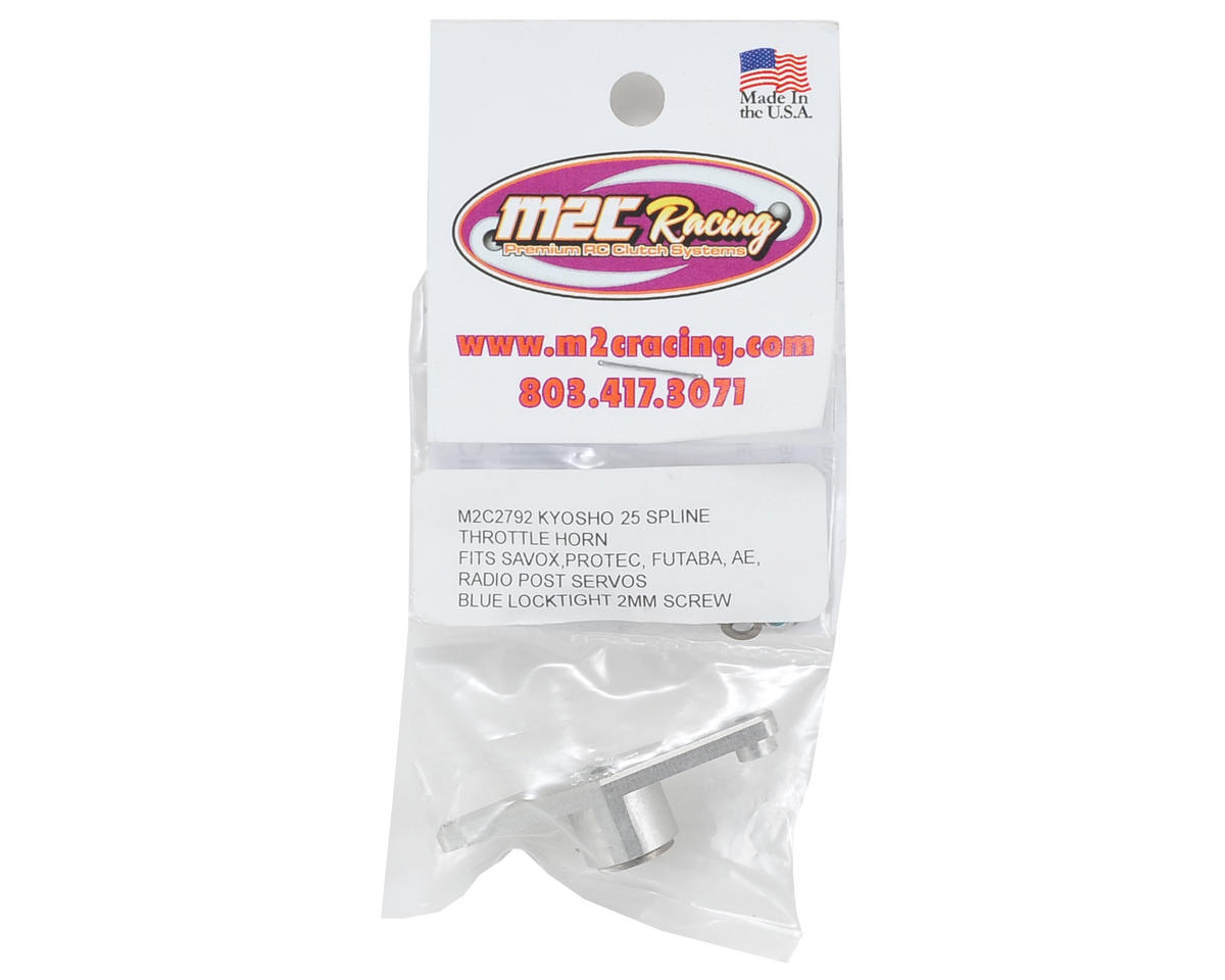 M2C Kyosho MP9/STRR Steering Throttle Horn