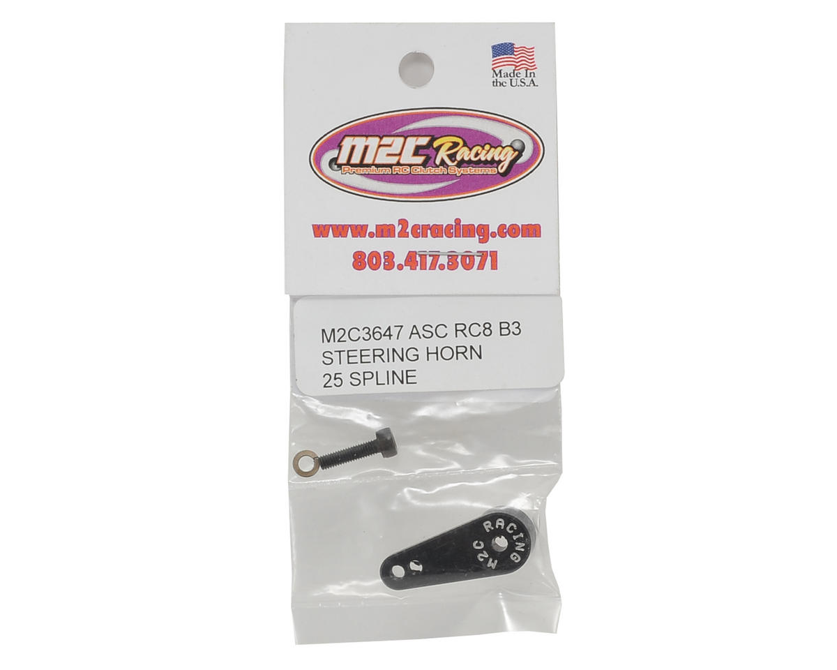 M2C Racing Associated RC8B3 Aluminum Steering Servo Horn