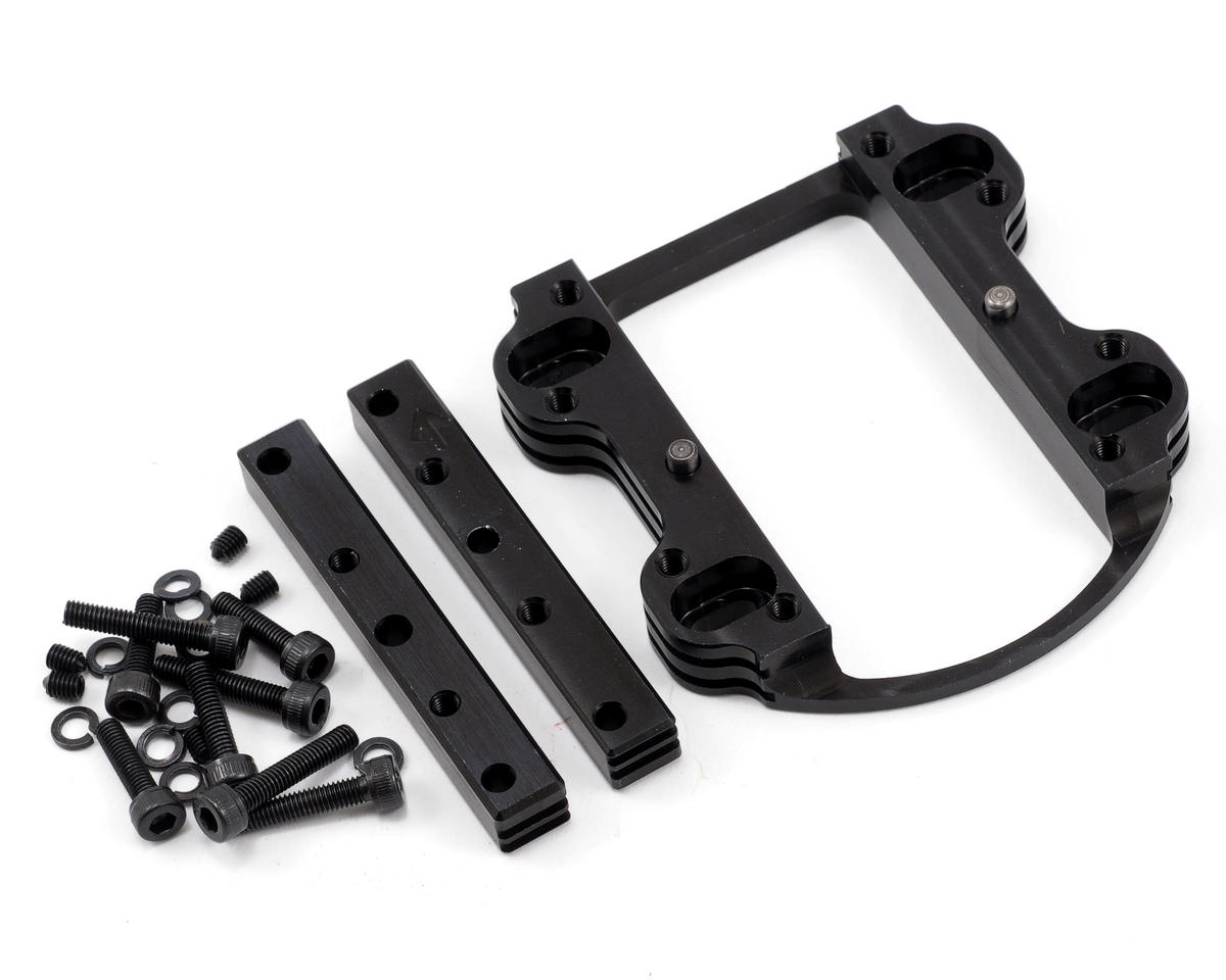 M2C Racing Serpent 811 3-Piece Quick Change Motor Mount Set