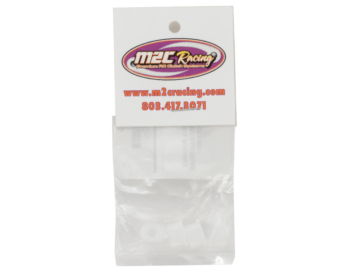 M2C Racing Delrin 2 Dot 1° Offset Hinge Pin Bushing