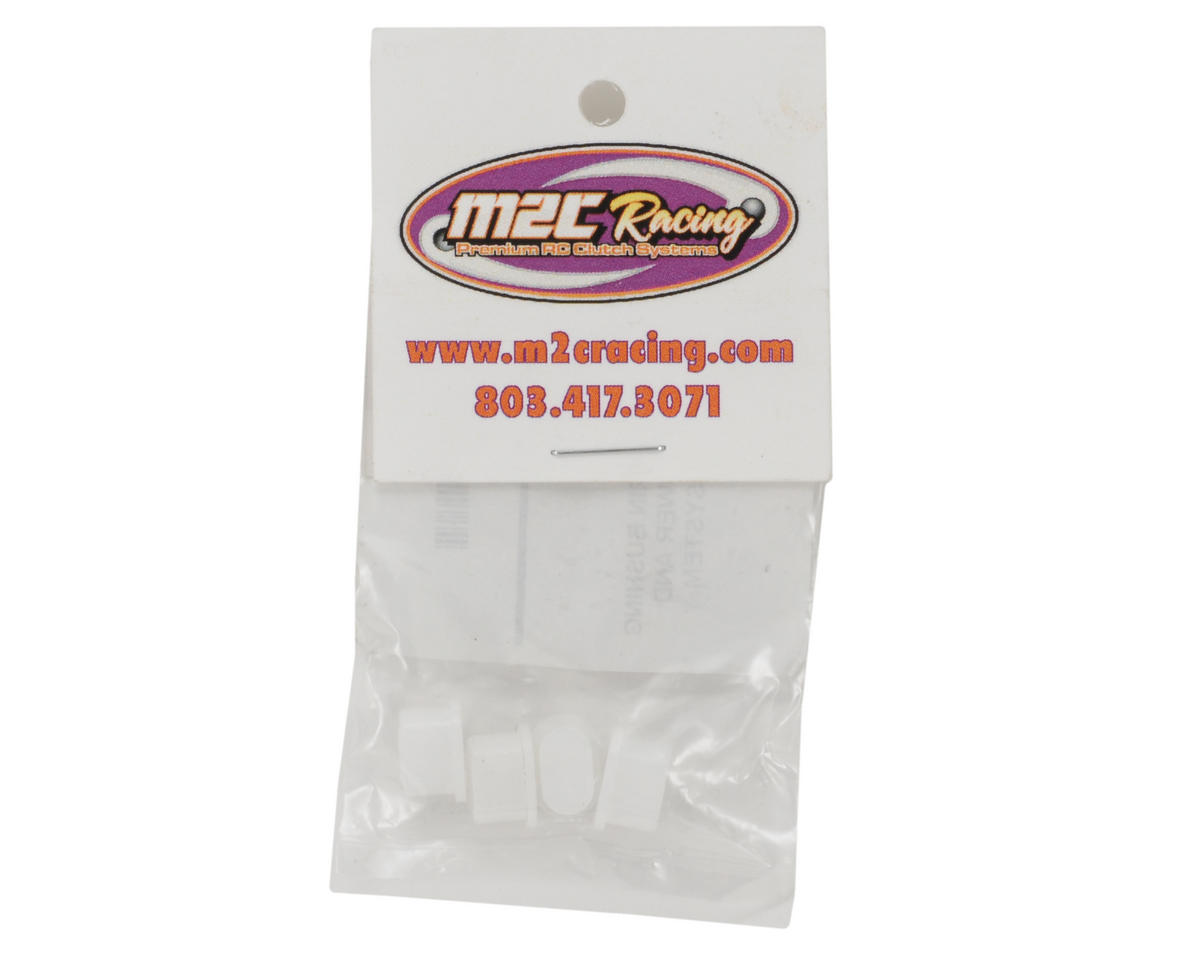M2C Racing Delrin 1/2° Offset Hinge Pin Bushing