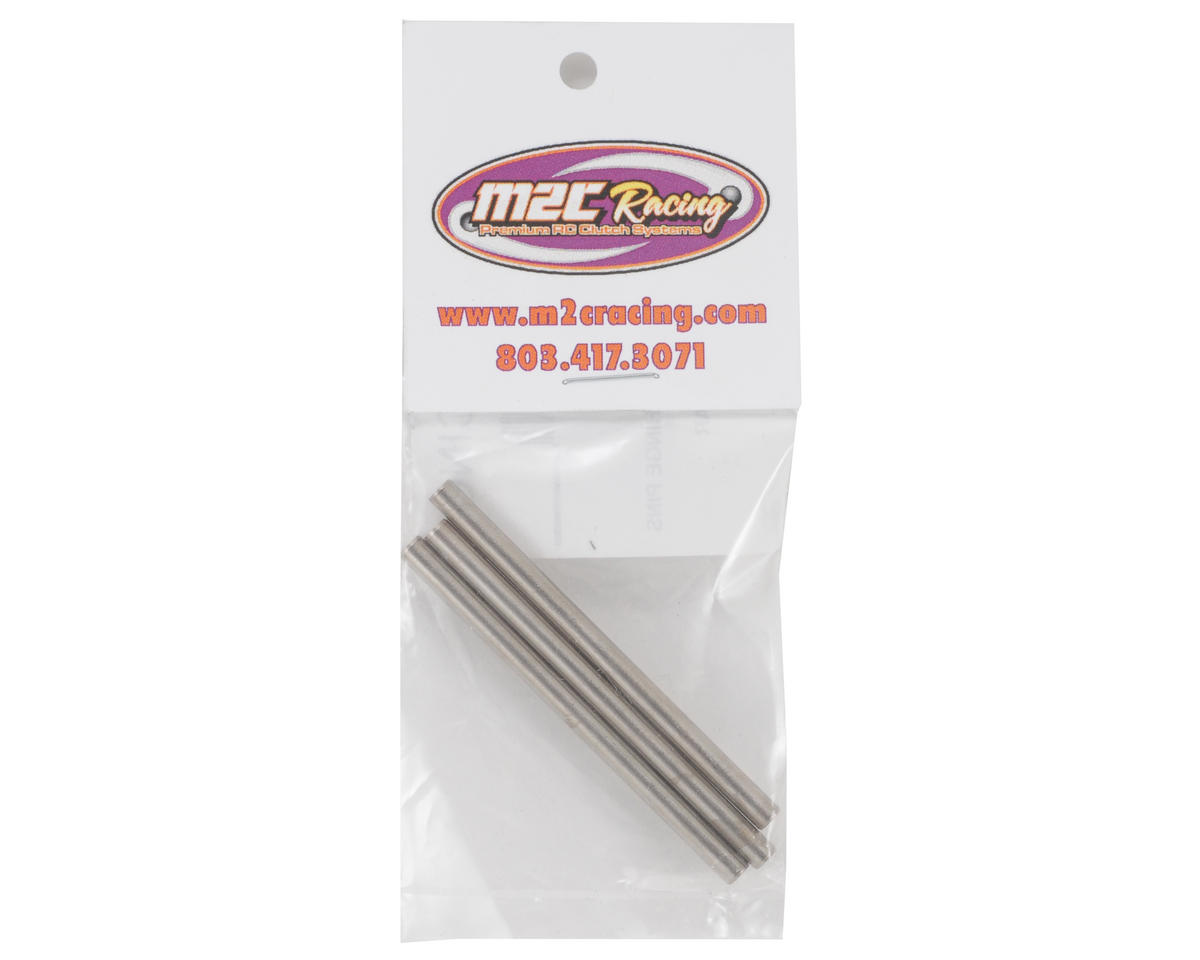 M2C Racing THE Car Front Inner Hinge Pin Set (3)
