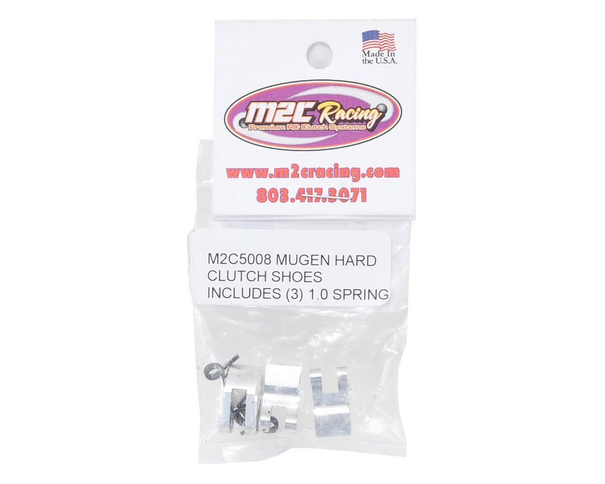M2C Racing Mugen Clutch Shoes (Hard)