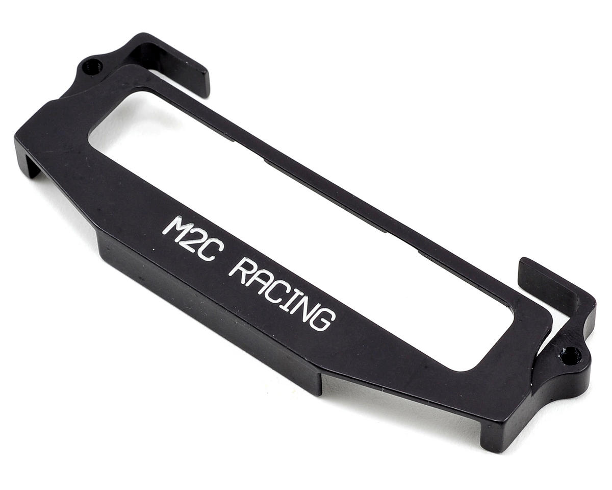 M2C Racing Aluminum LiFe/LiPo Battery Tray Retainer
