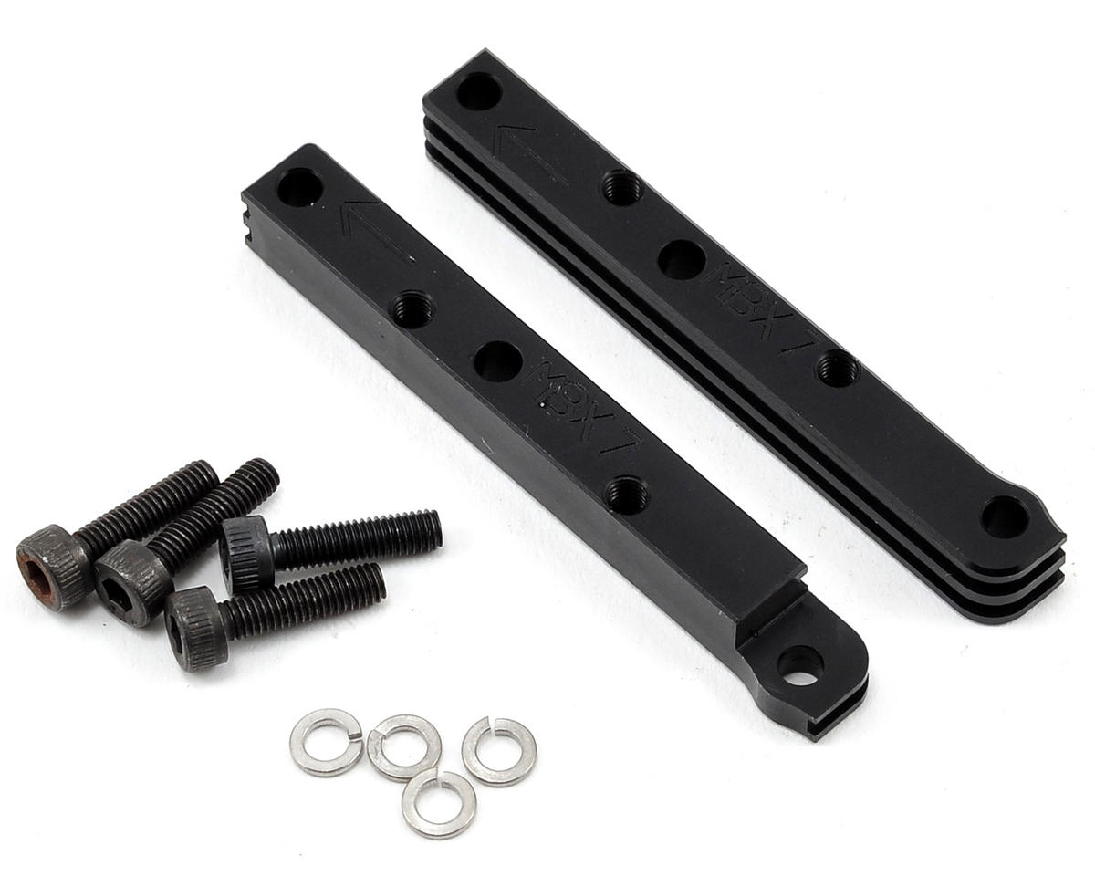 M2C Racing 3-Piece Quick Change Motor Mount Top Block Set