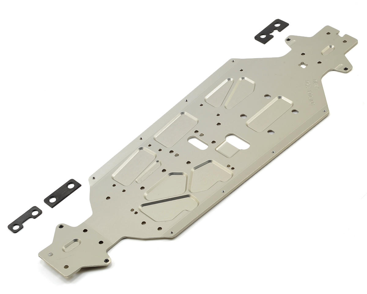 M2C Racing Mugen MBX7 Chassis w/Skid Plates