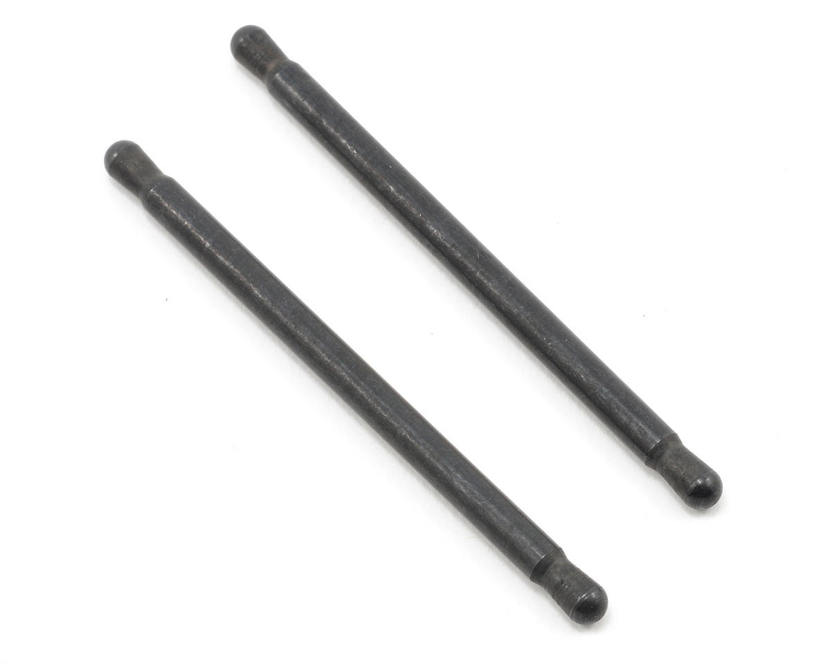 M2C Racing Mugen MBX6 4mm Inner Tapered Hinge Pins (2)