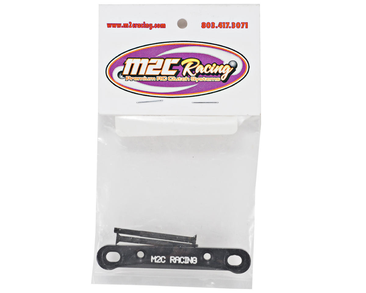 M2C Racing Mugen MBX6 Rear Plastic Toe Block Support