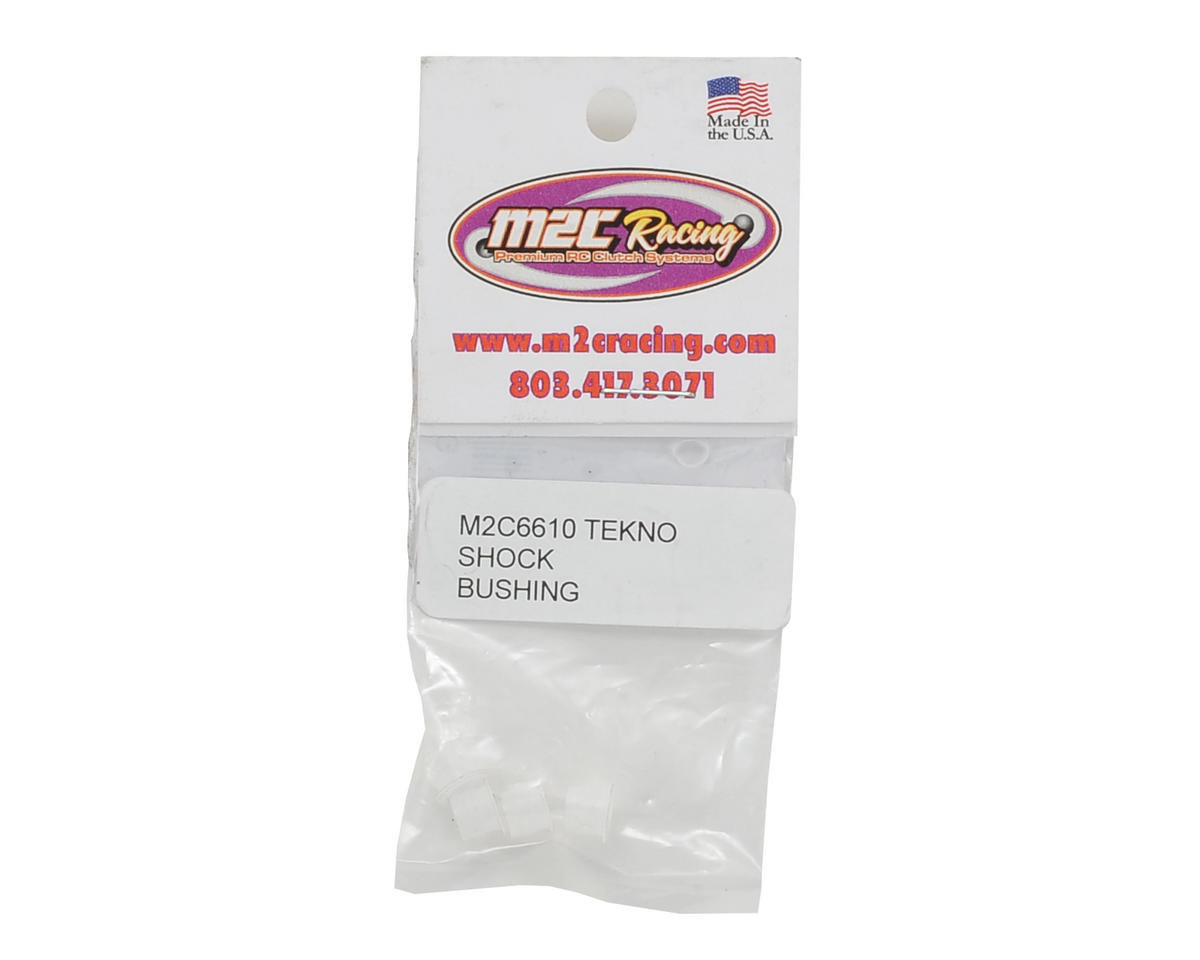 M2C Tekno Shock Cap Bushings (4)