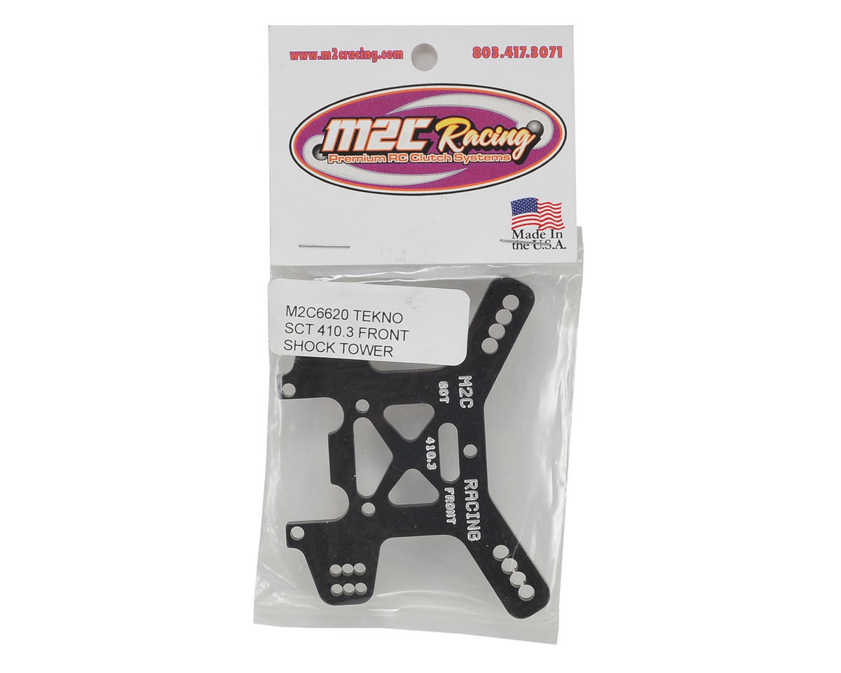 M2C Racing Tekno SCT 410.3 Front Shock Tower