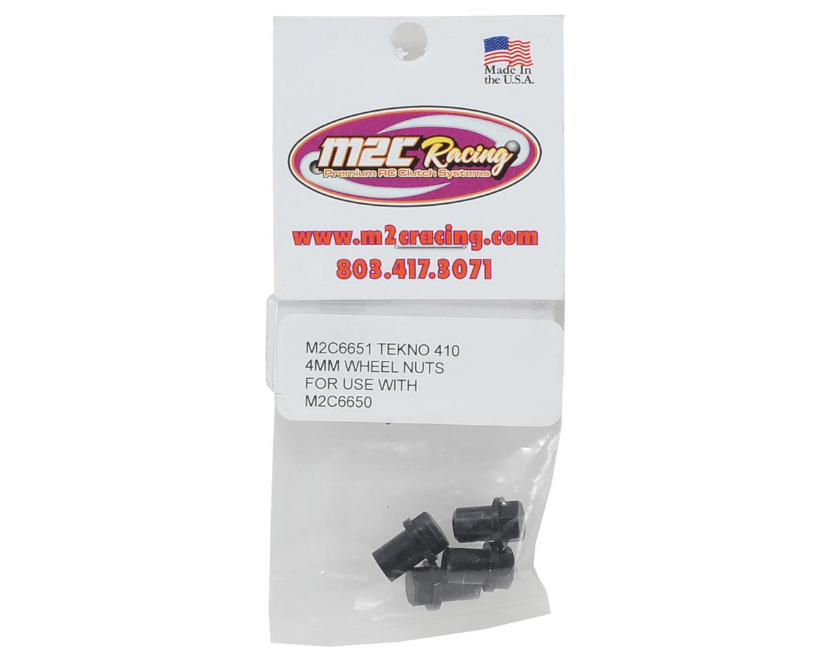 M2C 4mm SCT410 Wheel Nut (4)