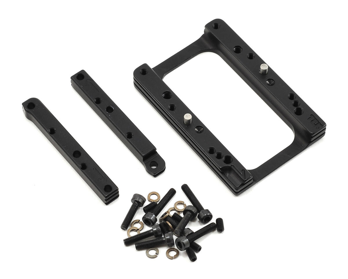 M2C Racing Tekno NB48.3 3-Piece Quick Change Motor Mount Set