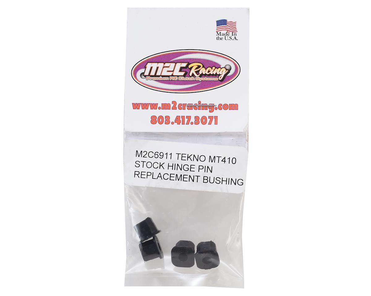 M2C Tekno MT410 Stock Setting Delrin Bushing Set