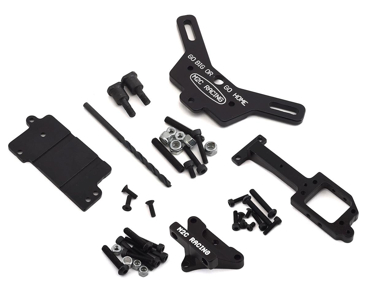 "M2C Tekno MT410 ""Go Big"" Rear Tower/ Chassis Stiffiner Kit"