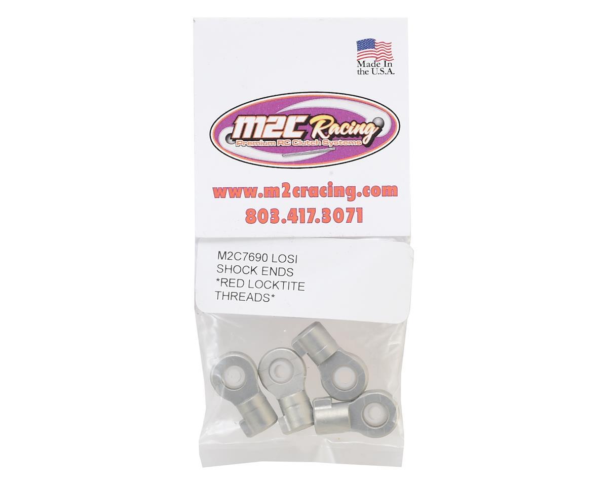 M2C Losi 1/8 Aluminum Shock End (4)