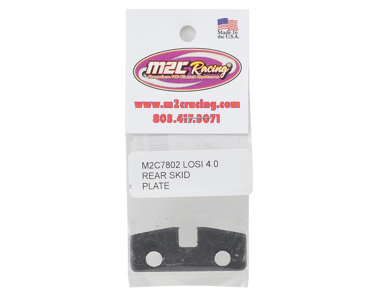 8IGHT 4.0 Rear Skid Plate by M2C