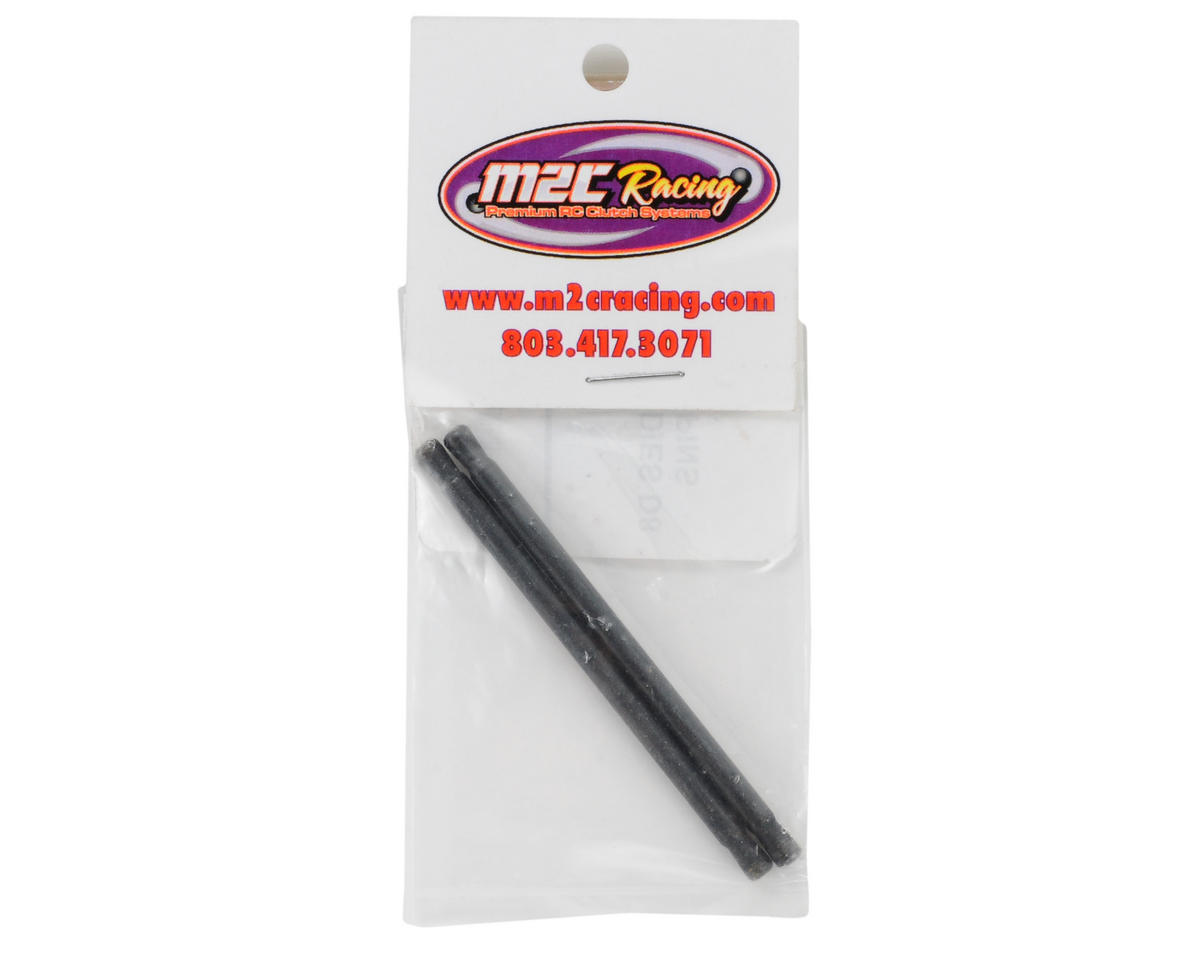 M2C Racing 4mm Inner Rear Tapered Hinge Pins (2)