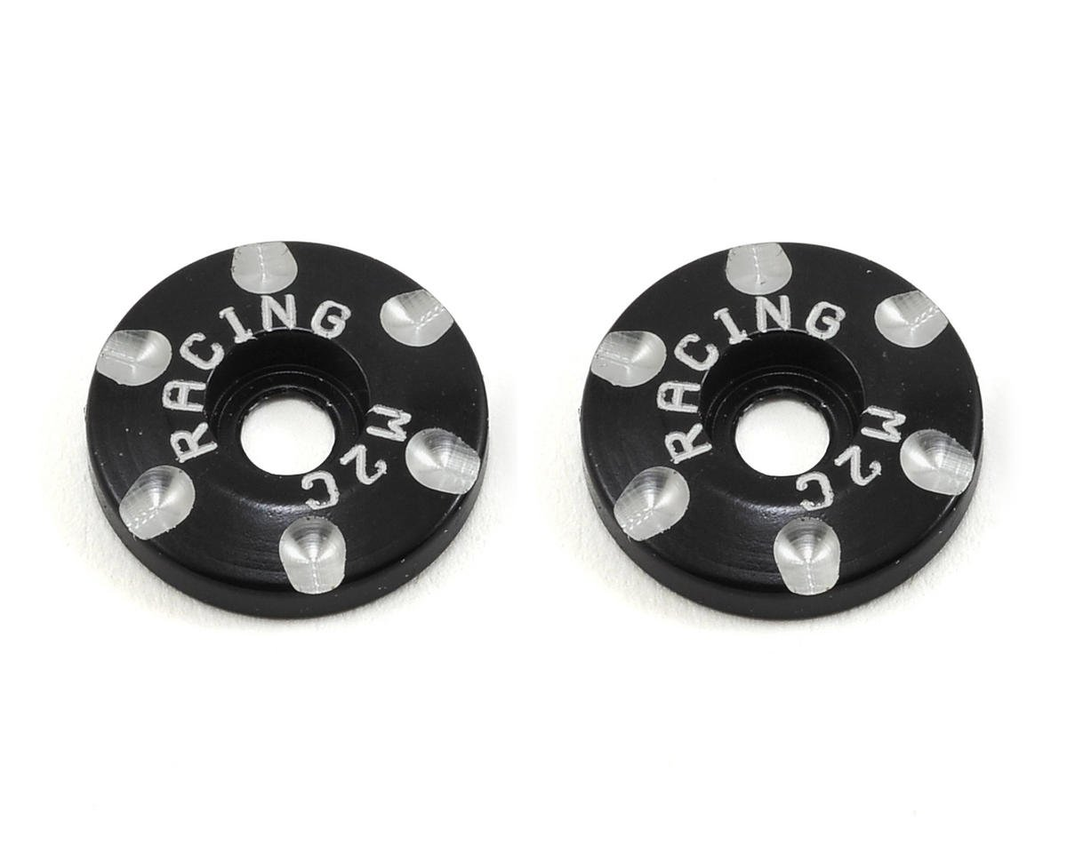 M2C Racing Flat 1/8 Wing Buttons (Serpent S811e Cobra)