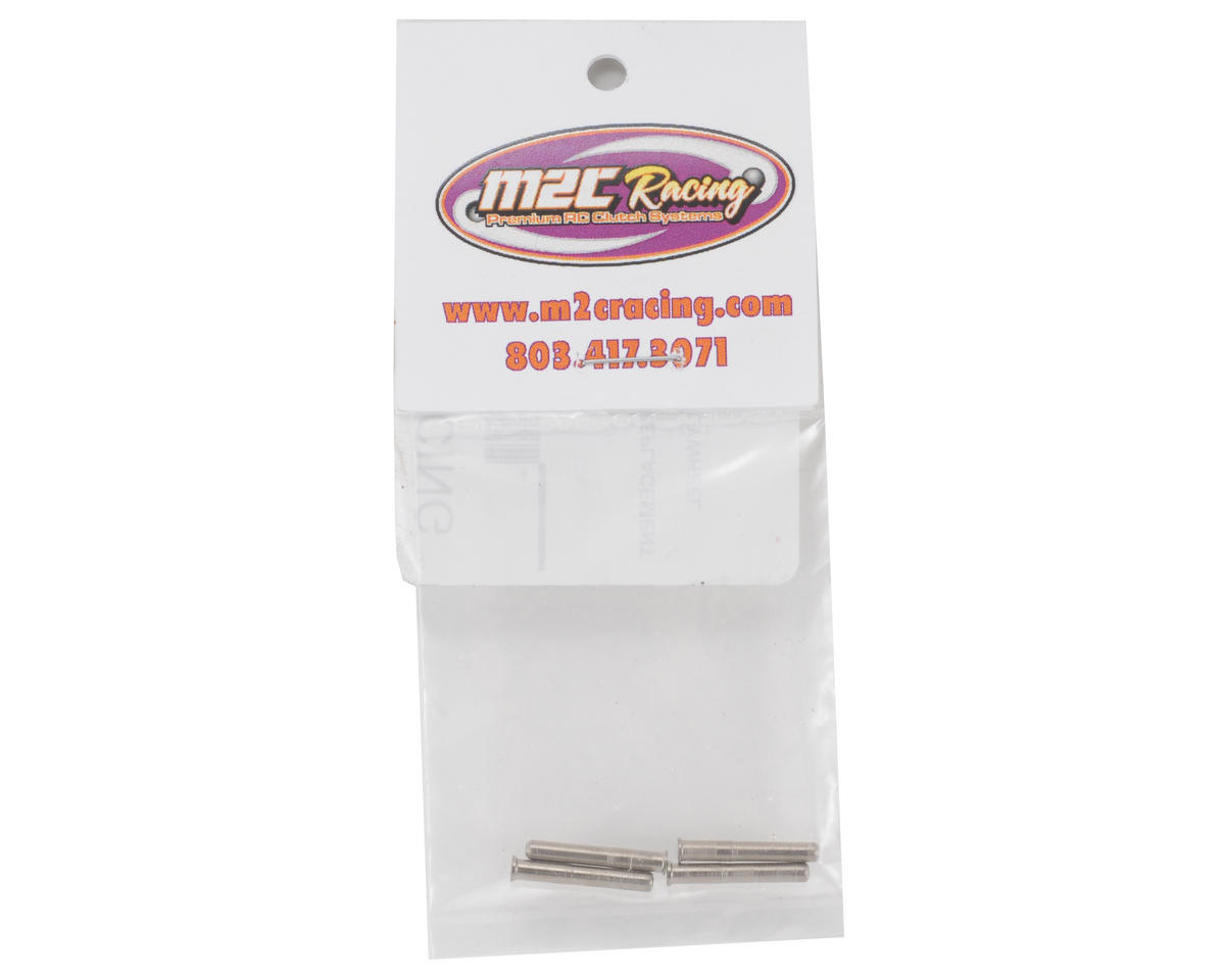 M2C Racing Flywheel Pins (4)