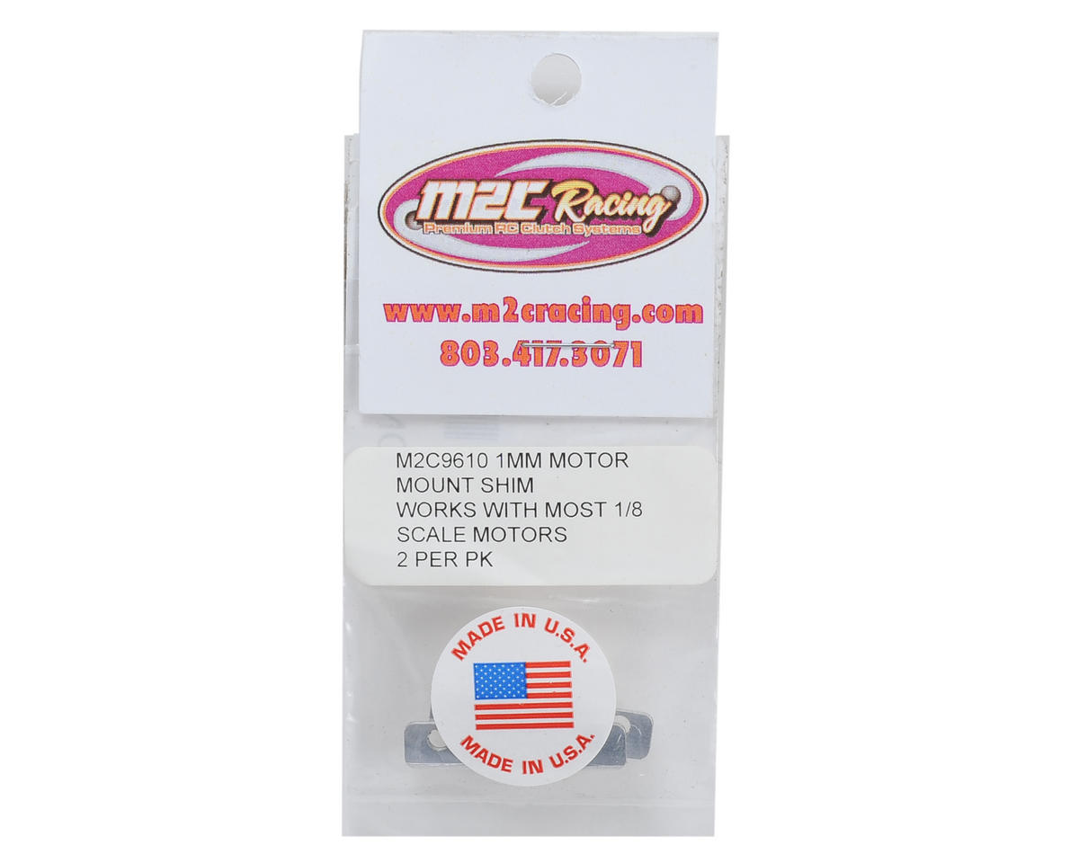 1mm Aluminum Engine Spacer (2) by M2C