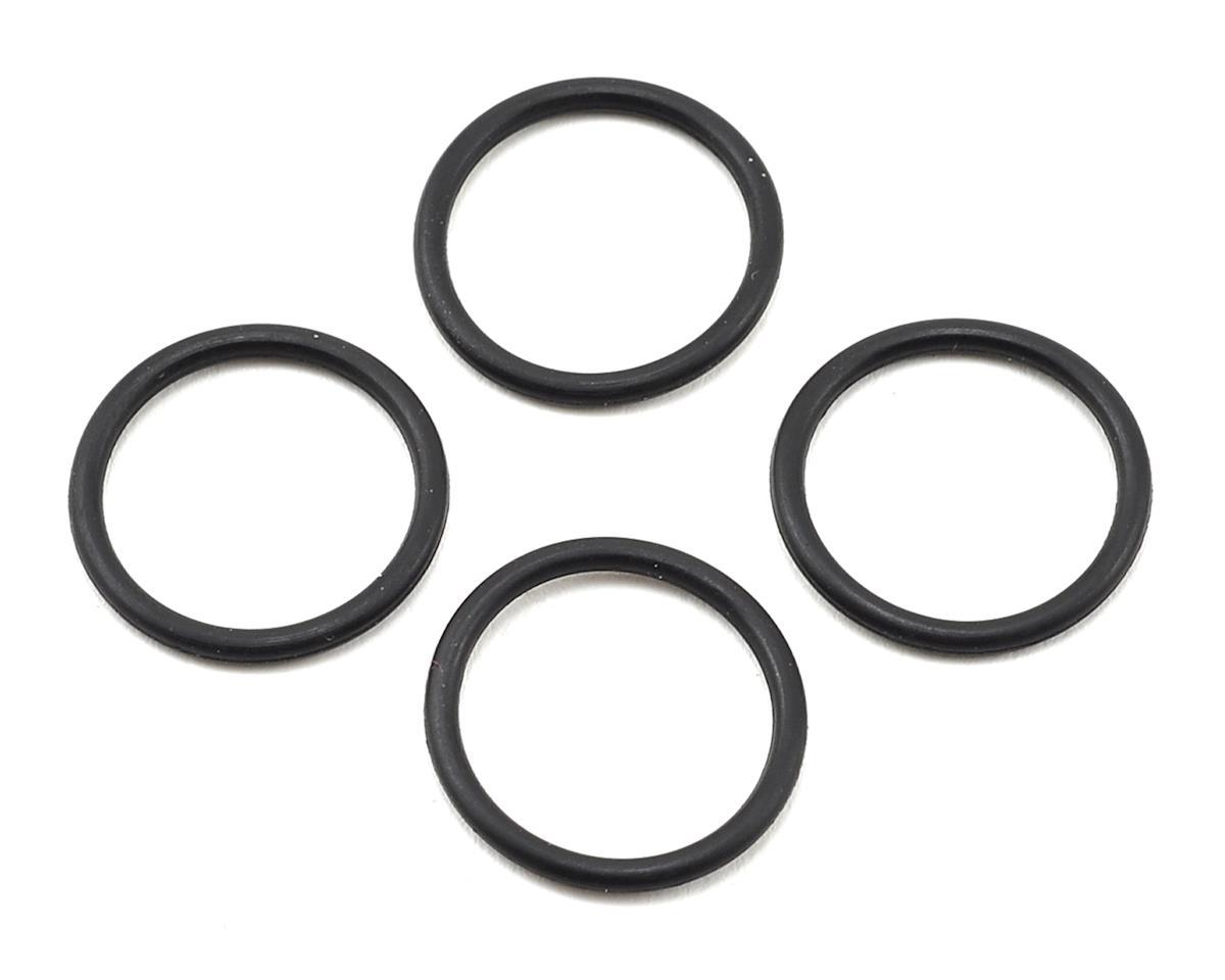 "M2C Racing 16mm Losi/HB O-Ring ""Thru"" Shock Pistons (4) (5x1.5 Hole)"