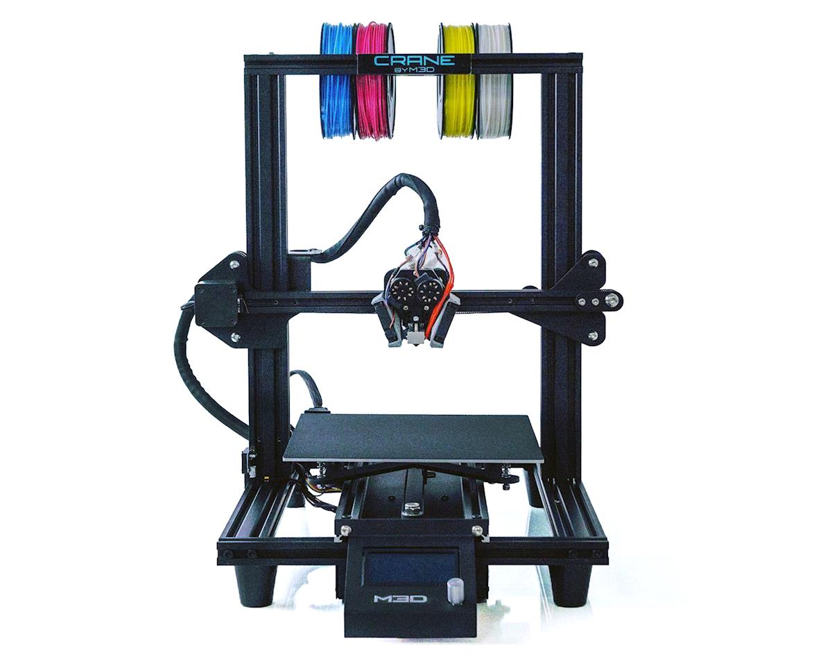 M3D Crane Quad 4-Color 3D Printer