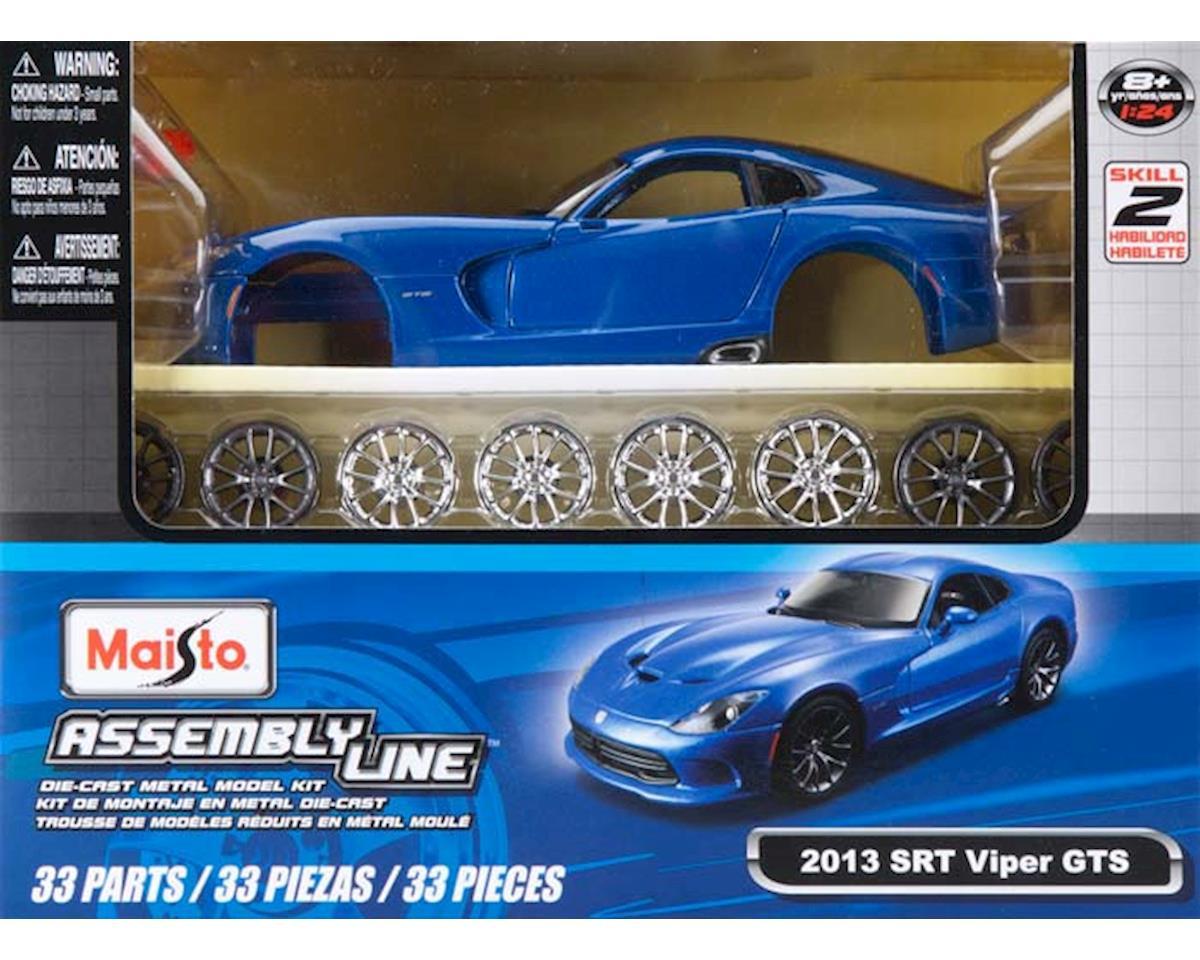 1/24 Al 2013 Dodge Viper Gts by Maisto International
