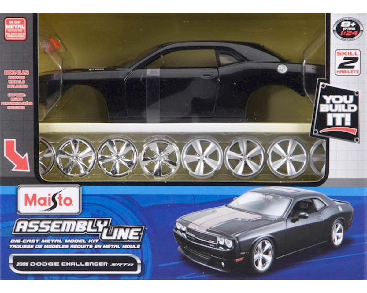 1/24 Al 2008 Dodge Challenger Metal