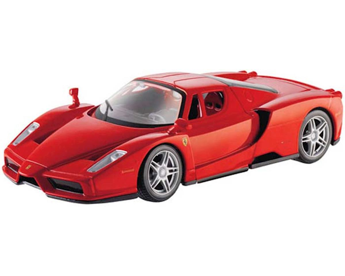 1/24 Al Ferrari Enzo Metal Model Kit