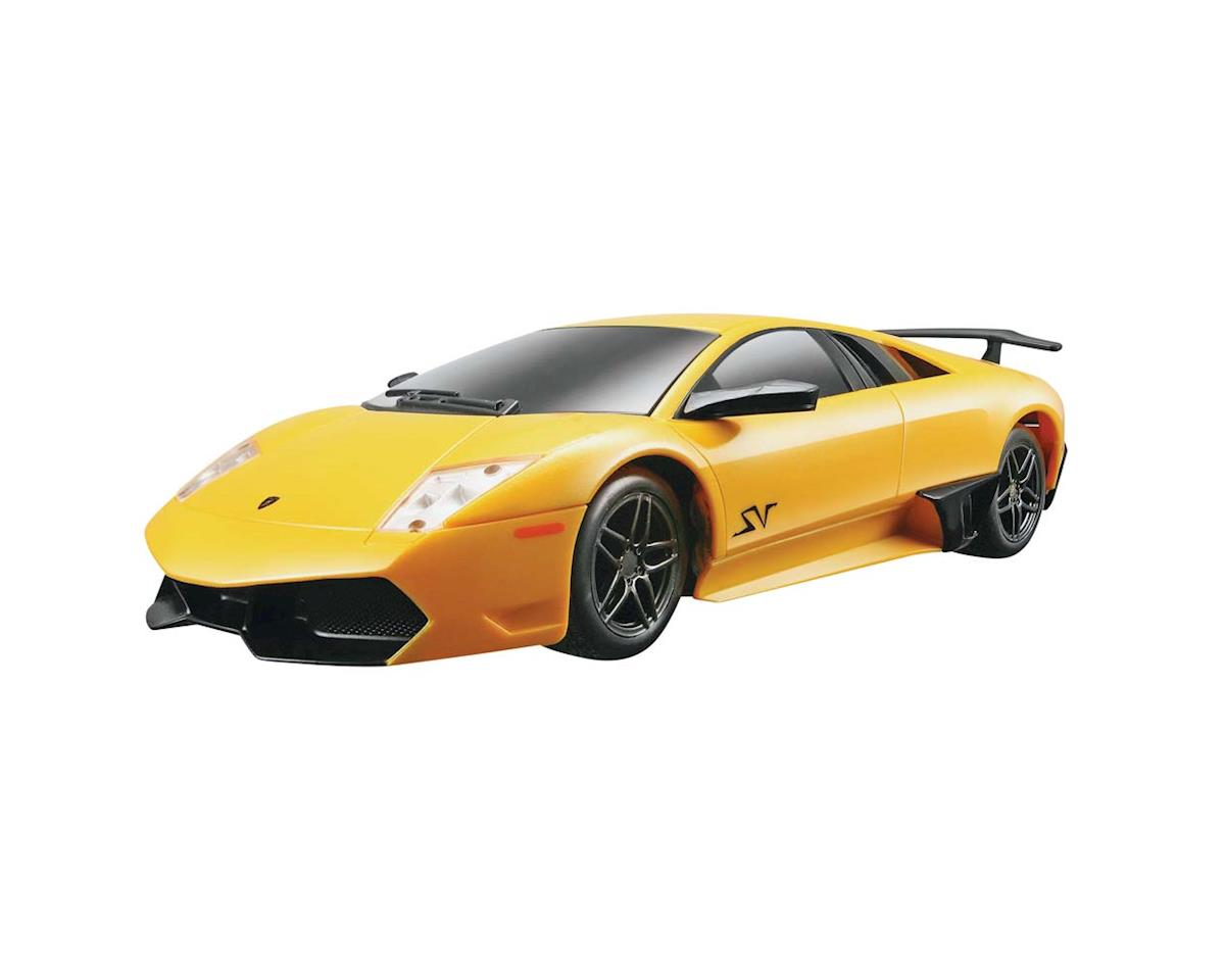 Maisto International  1/24 Lamborghini Murcielago Lp670-4 Sv Rtr