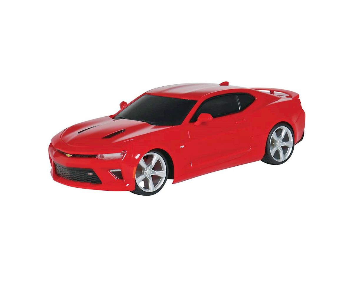 81160 1/24 New Chevrolet Camaro Assorted colors