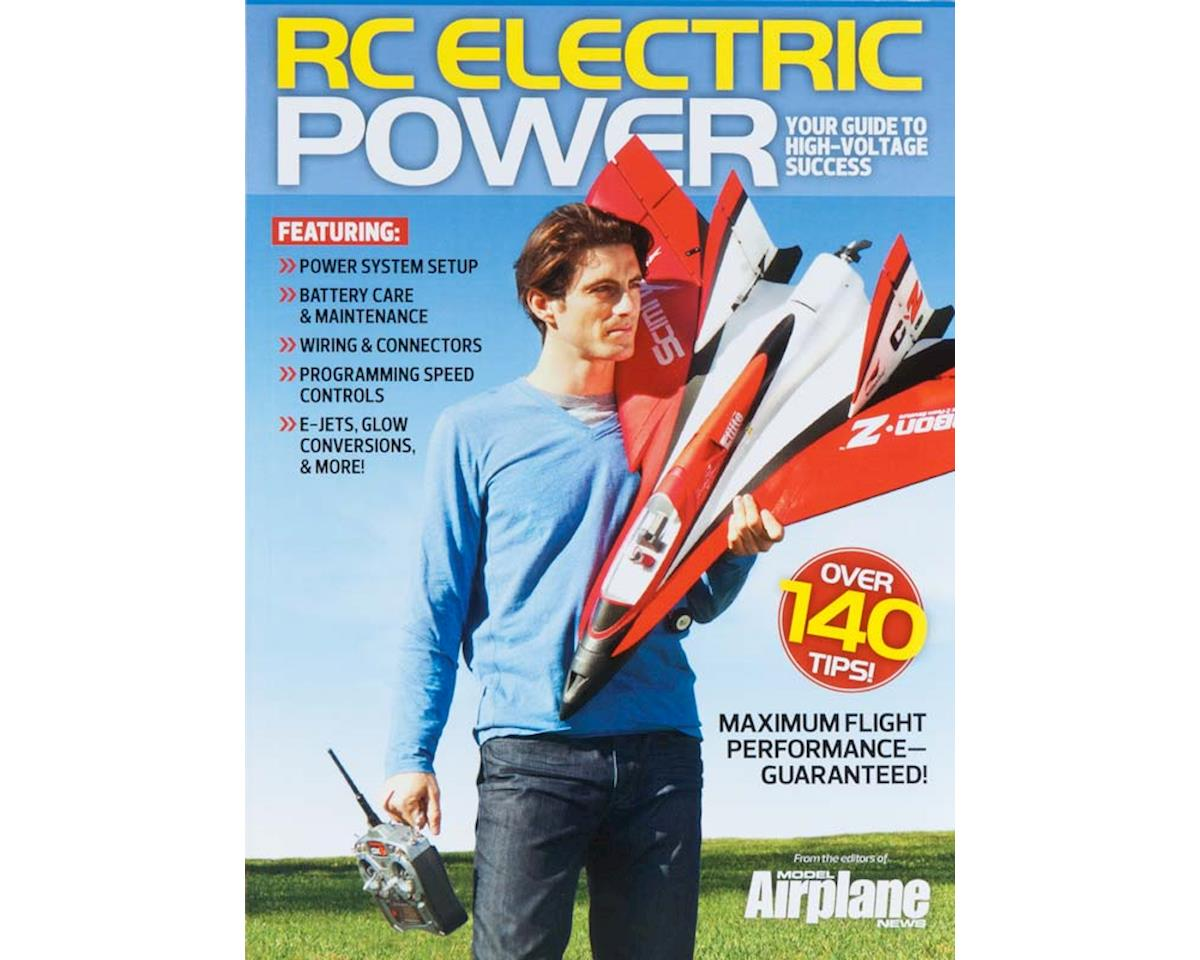 Model Airplane News R/C Electric Power