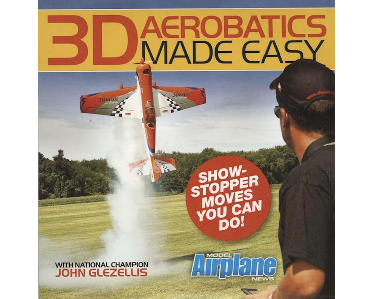 DVD22 3D Aerobatics Made Easy by Model Airplane News