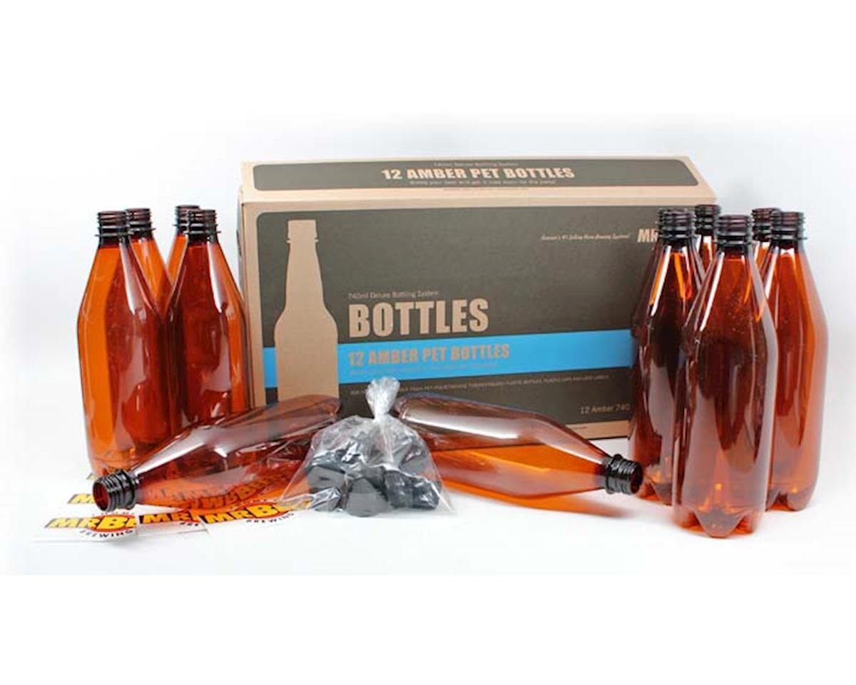 22014  740ml Deluxe Bottling System 12pk