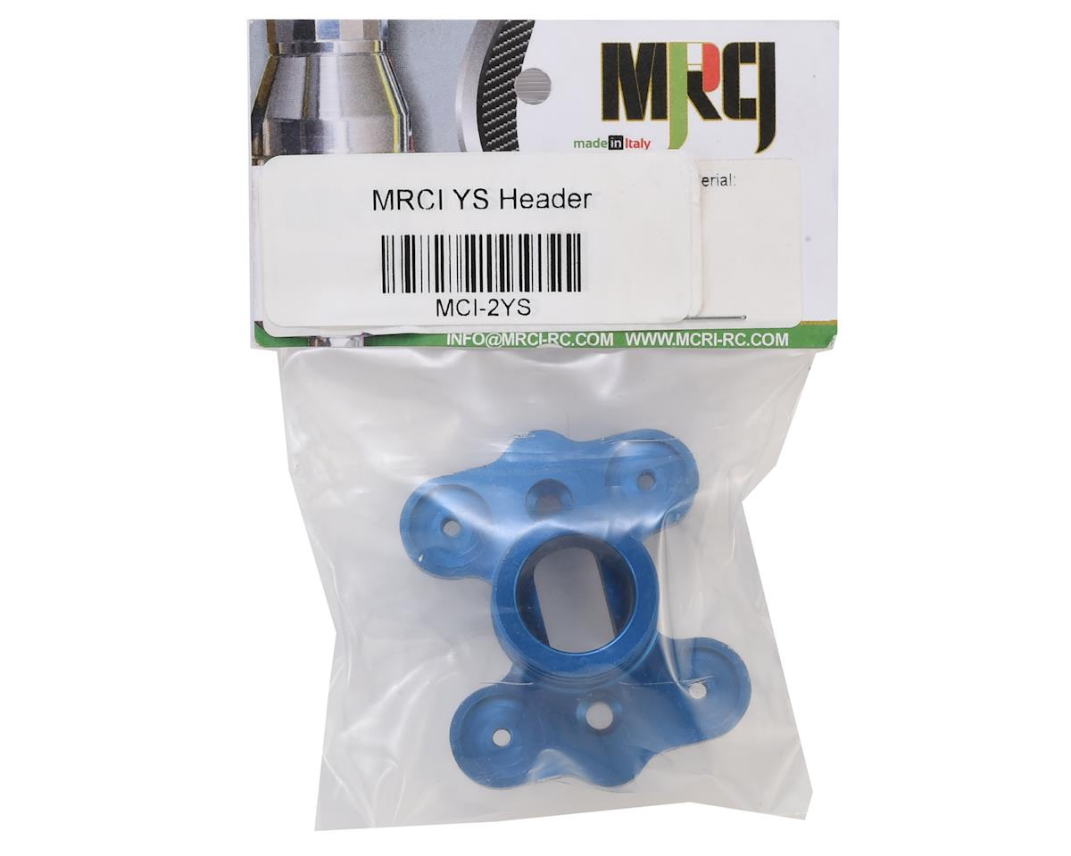 MRCI YS Header
