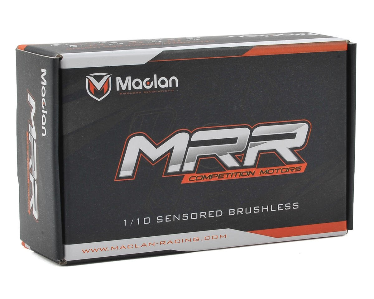 MRR Competition Sensored Modified Brushless Motor (8.5T) by Maclan