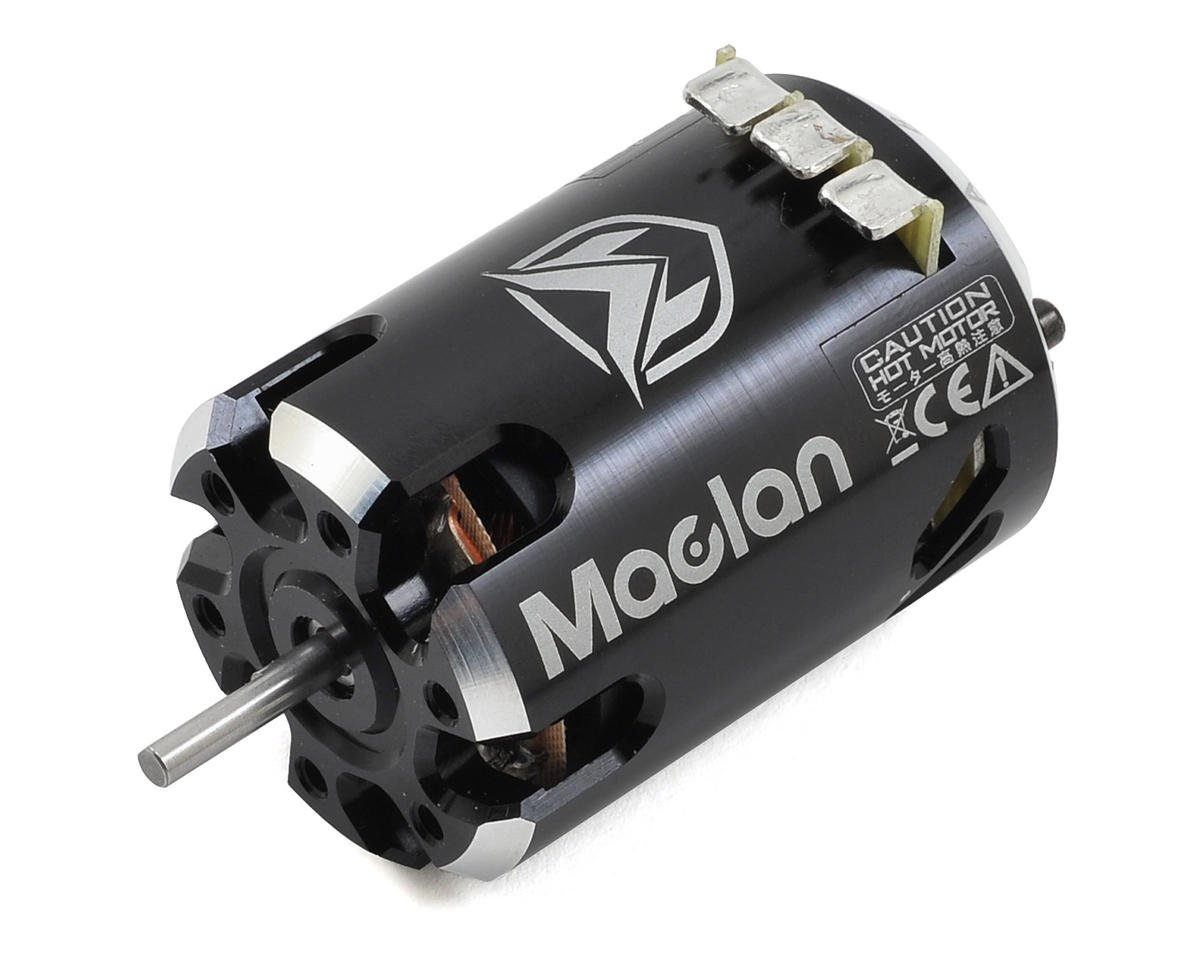MRR Short Stack Competition Sensored Brushless Motor (13.5T) by Maclan