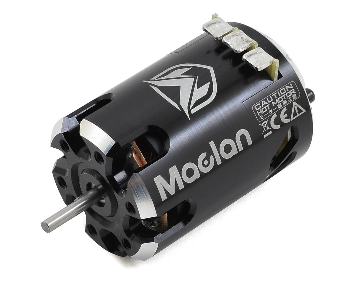 Maclan MRR Short Stack Competition Sensored Brushless Motor (17.5T)
