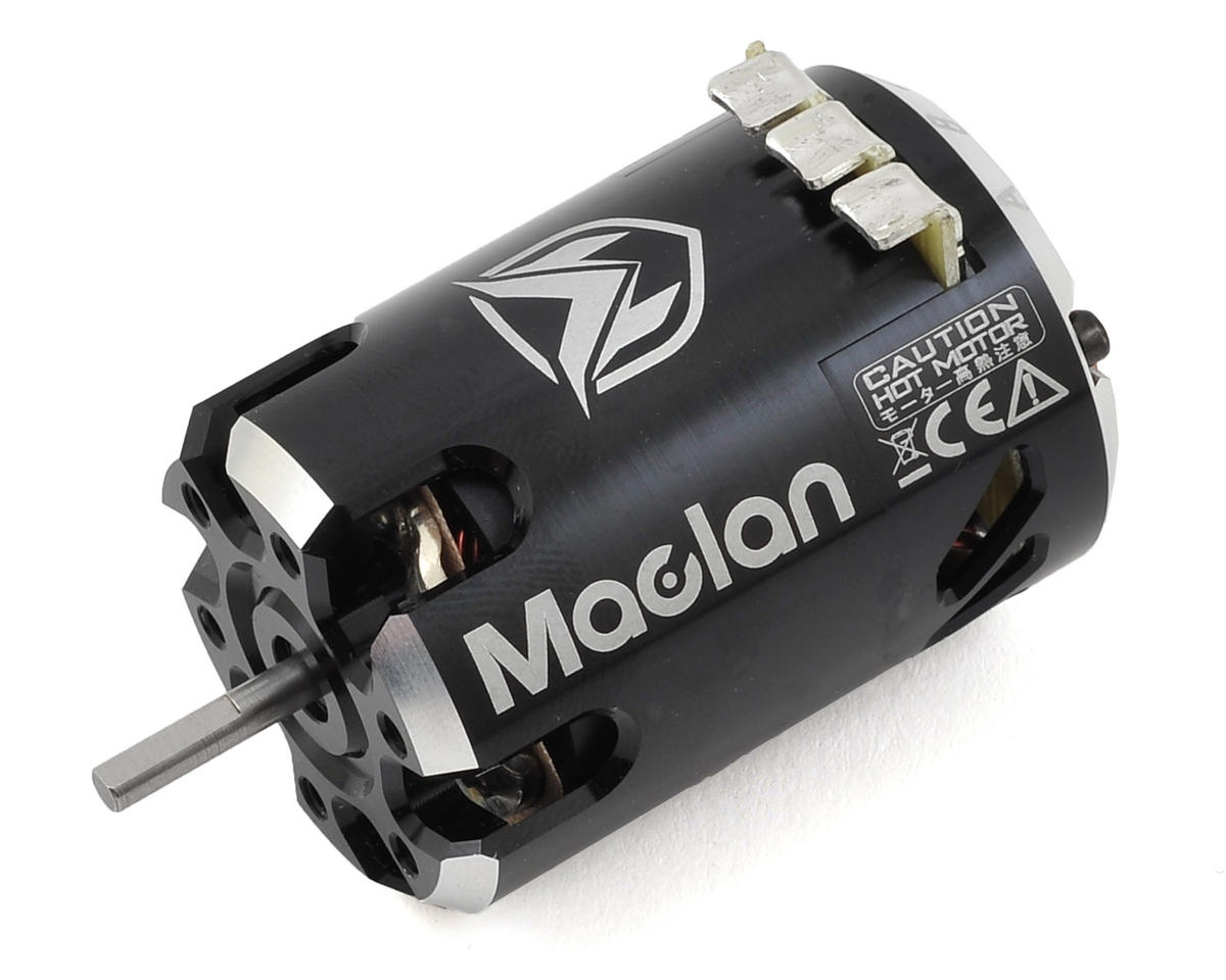Maclan MRR Short Stack Competition Sensored Brushless Motor (25.5T)